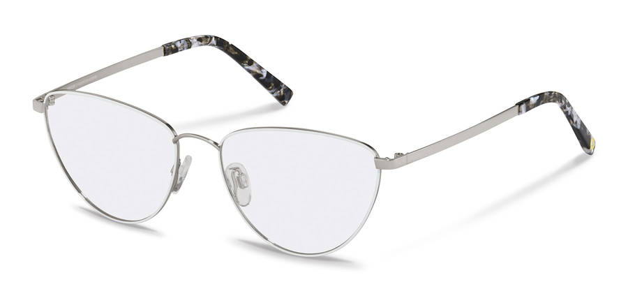 Rodenstock Capsule Collection-Bril-RR216-white/silver