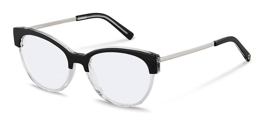 Rodenstock Capsule Collection-Bril-RR459-blackcrystal/silver