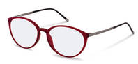 Rodenstock-Bril-R5292-dark red/ gun metal