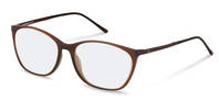 Rodenstock-Bril-R5293-chocolate / dark chocolate