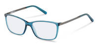 Rodenstock-Bril-R5314-bluetransparent/darkgun