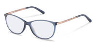 Rodenstock-Bril-R5315-dark blue, rose gold