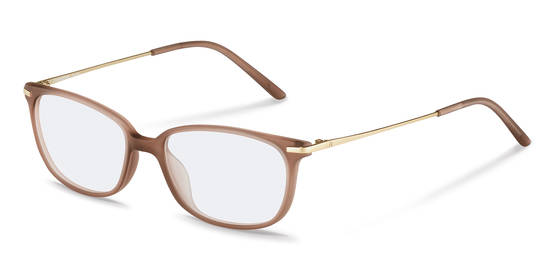 Rodenstock-Bril-R5319-light brown, gold