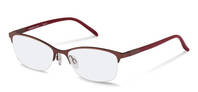Rodenstock-Bril-R7001-darkred/red