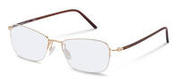 Rodenstock-Bril-R7053-gold/brown
