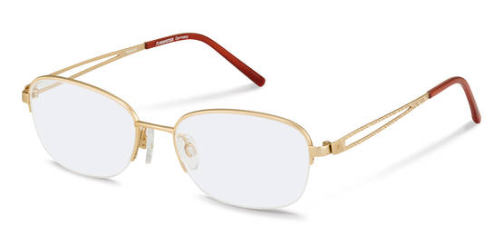 Rodenstock-Bril-R7057-gold/red