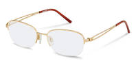 Rodenstock-Bril-R7057-gold, red
