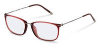 Rodenstock-Bril-R7065-dark red, gun
