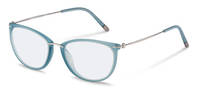 Rodenstock-Bril-R7070-light blue, light gun