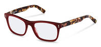 rocco by Rodenstock-Bril-RR420-darkred/pearlhavana