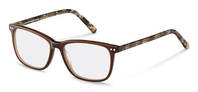 rocco by Rodenstock-Bril-RR444-brown/bluebrownstructured