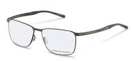 Porsche Design-Bril-P8332-darkgun