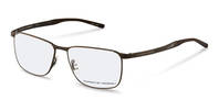 Porsche Design-Bril-P8332-dark brown