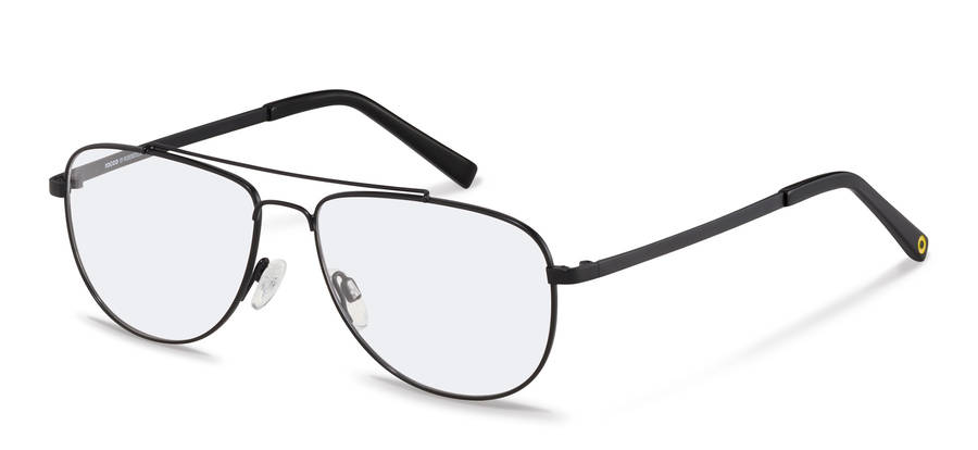 Rodenstock Capsule Collection-Bril-RR213-black