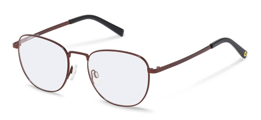 Rodenstock Capsule Collection-Bril-RR222-darkred/black