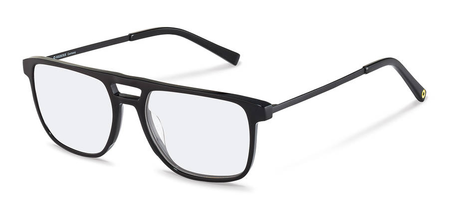 Rodenstock Capsule Collection-Bril-RR460-black