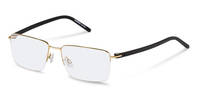 Rodenstock-Bril-R2605-light gold, black