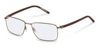 Rodenstock-Bril-R2607-brown/darkbrown