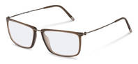 Rodenstock-Bril-R7071-dark brown, dark gun