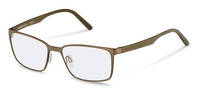 Rodenstock-Bril-R7076-light brown, olive