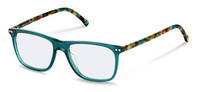 rocco by Rodenstock-Bril-RR436-blue transparent, blue havana