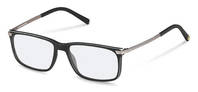 rocco by Rodenstock-Bril-RR438-black used look, light gun