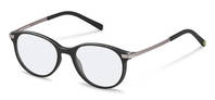rocco by Rodenstock-Bril-RR439-black used look, light gun