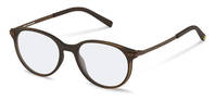 rocco by Rodenstock-Bril-RR439-darkbrownusedlook/brown