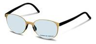 Porsche Design-Bril-P8312-lightgold/black