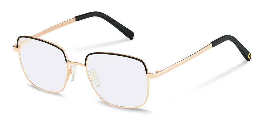 Rodenstock Capsule Collection-Bril-RR220-black/rosegold