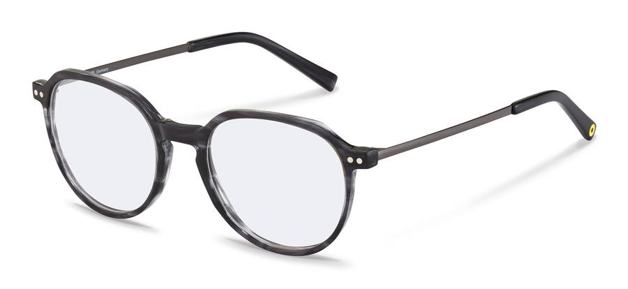 Rodenstock Capsule Collection-Bril-RR461-darkgreystructured/darkgun