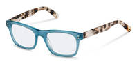 rocco by Rodenstock-Bril-RR420-light blue, white havana