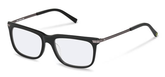 rocco by Rodenstock-Bril-RR435-black, light gun