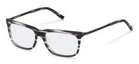 rocco by Rodenstock-Bril-RR435-black structured, black