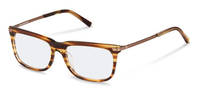rocco by Rodenstock-Bril-RR435-brownstructured/lightbrown