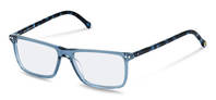 rocco by Rodenstock-Bril-RR437-blue transparent, blue structured