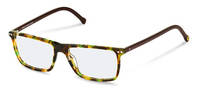rocco by Rodenstock-Bril-RR437-green havana, dark brown