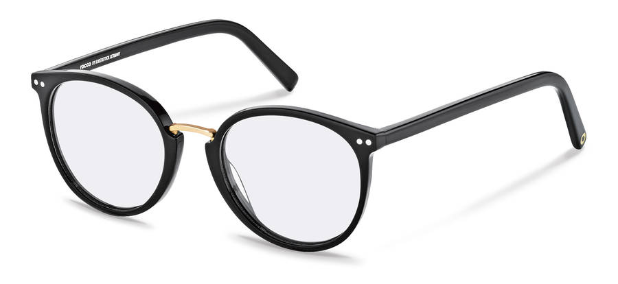 rocco by Rodenstock-Bril-RR454-black/gold