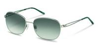 Rodenstock-Zonnebril-R1418-silver, light green
