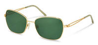 Rodenstock-Zonnebril-R1419-gold, light green