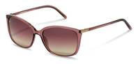 Rodenstock-Zonnebril-R3291-light brown, rose gold