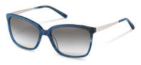 Rodenstock-Zonnebril-R3298-blue structured, palladium
