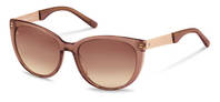 Rodenstock-Zonnebril-R3300-brown, rose gold