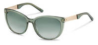 Rodenstock-Zonnebril-R3300-green, light gold