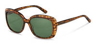 Rodenstock-Zonnebril-R3308-brownstructured