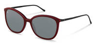 Rodenstock-Zonnebril-R7404-dark red layered