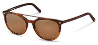 rocco by Rodenstock-Zonnebril-RR329-brown structured