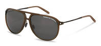 Porsche Design-Zonnebril-P8662-brown