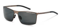 Porsche Design-Zonnebril-P8667-brown
