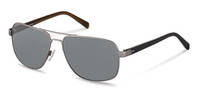 Rodenstock-Zonnebril-R1413-light gun, dark grey layered